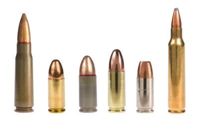 Parts of a Bullet
