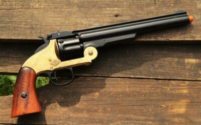 The Schofield Revolver